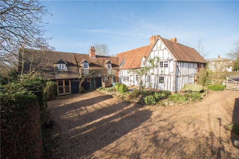 6 Bedrooms Unique Property for sale in Roxhill Road, Marston Moretaine, Bedford, Bedfordshire