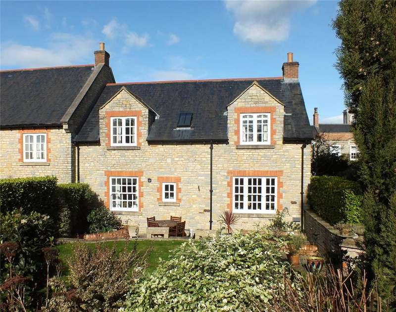 3 Bedrooms Cottage House for sale in Badgworth Court, Badgworth, Axbridge, Somerset, BS26