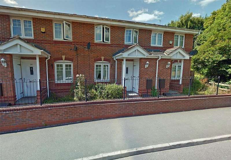 3 Bedrooms Terraced House for sale in Bowling Green Road, DUDLEY, West Midlands