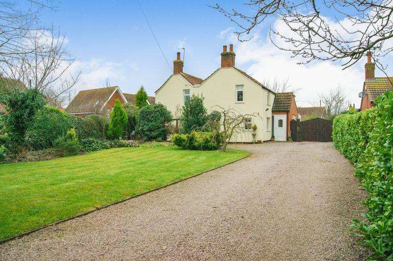 3 Bedrooms Detached House for sale in Rectory Lane, Claypole