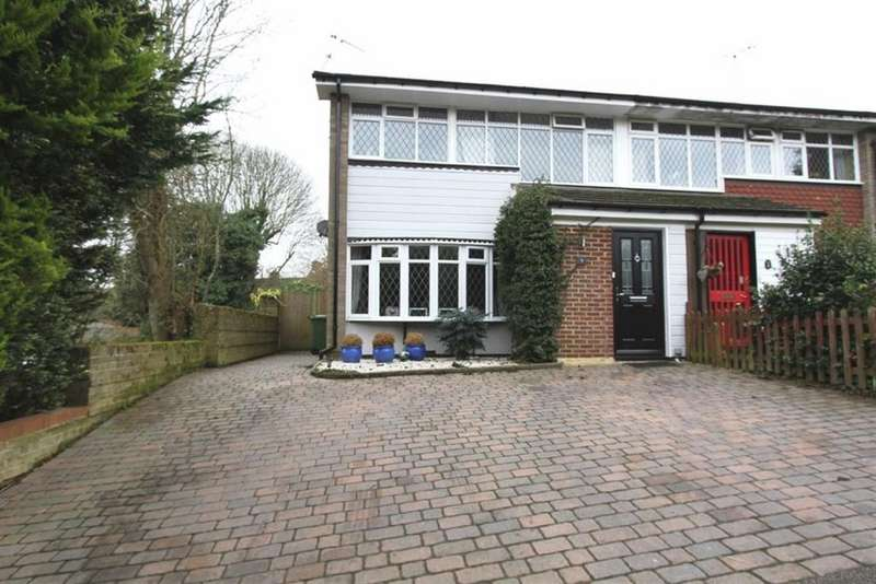 3 Bedrooms Link Detached House for sale in Lower Cloister, Billericay, Essex, CM11 2AJ