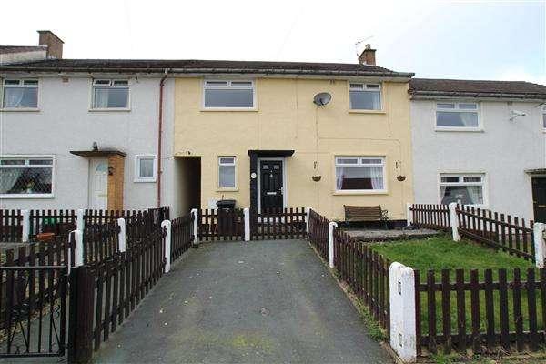 3 Bedrooms Terraced House for sale in Wood Croft, Sowerby, Sowerby Bridge