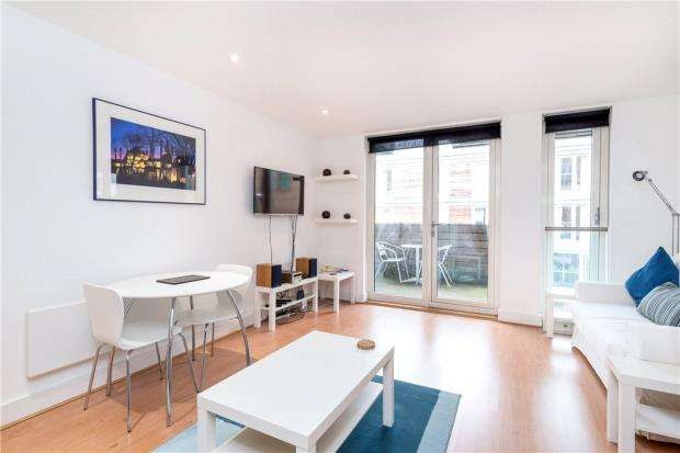 Flat for sale in Axis Court, 2 East Lane, London