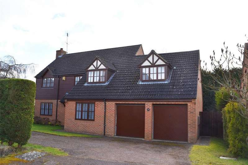 4 Bedrooms Detached House for sale in Shepherds Mead, Leighton Buzzard