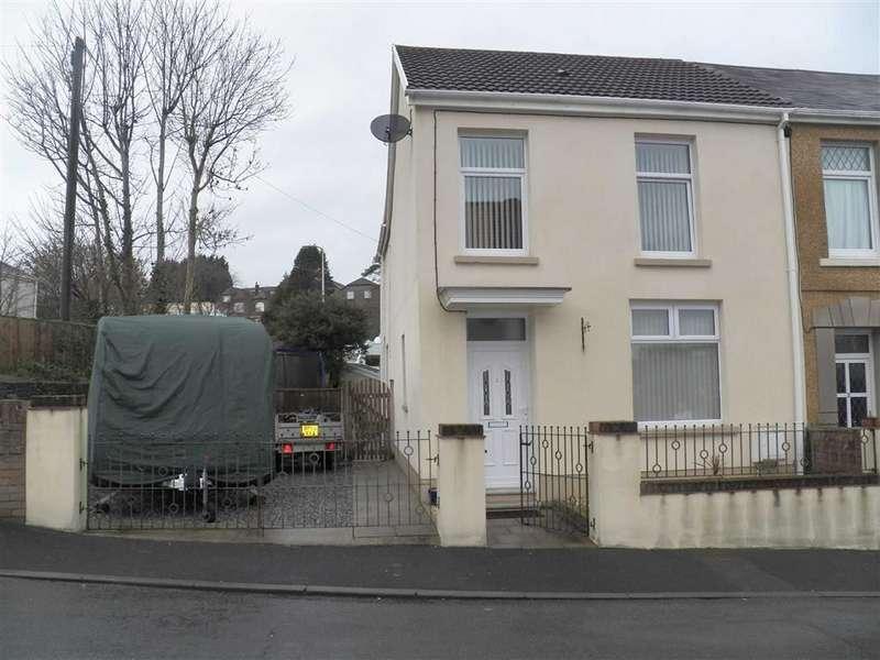 3 Bedrooms Property for sale in Salem Road, Felinfoel, Llanelli