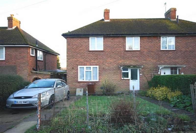 3 Bedrooms Semi Detached House for sale in Newcome Road, Shenley