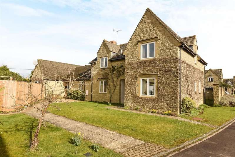 4 Bedrooms Semi Detached House for sale in Hurst Lane, Freeland, Witney
