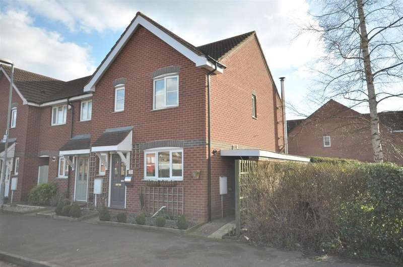 3 Bedrooms Town House for sale in High Street, Bottesford, Nottingham