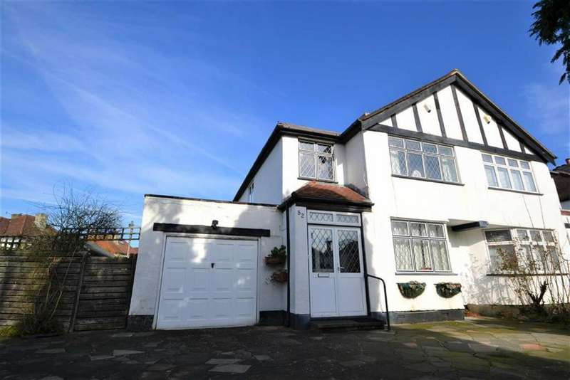 3 Bedrooms Semi Detached House for sale in Frankswood Avenue, Petts Wood, Kent
