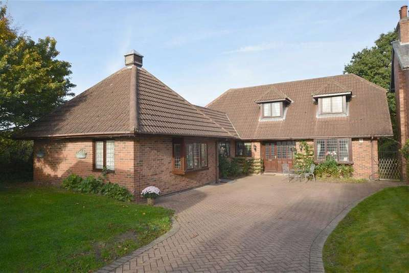 5 Bedrooms Detached House for sale in Eakring Road, Wellow, Nottinghamshire, NG22