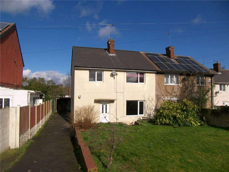 3 Bedrooms Semi Detached House for sale in Attlee Avenue, Havercroft, Wakefield, West Yorkshire