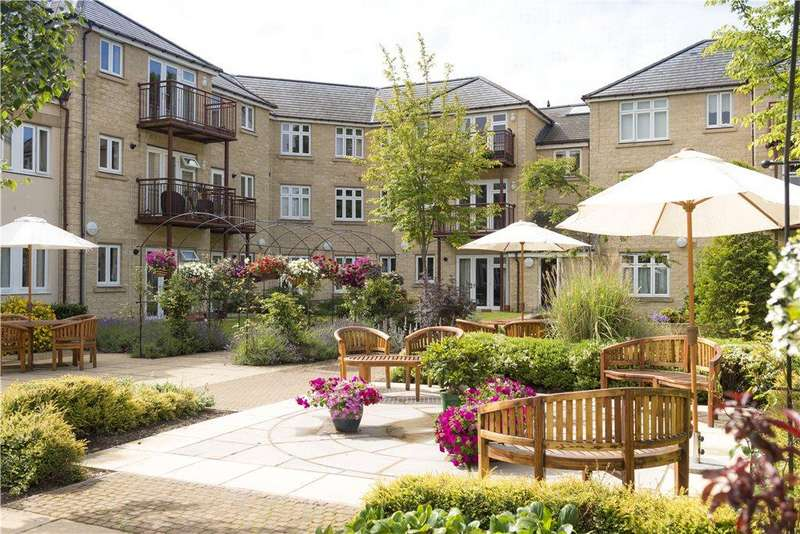 2 Bedrooms Retirement Property for sale in 19 The Laureates, Shakespeare Road, Guiseley, Leeds