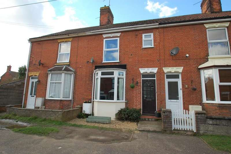 3 Bedrooms Terraced House for sale in Grove Road, North Walsham