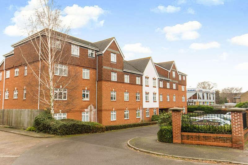 2 Bedrooms Flat for sale in London Road, Ashford, TW15