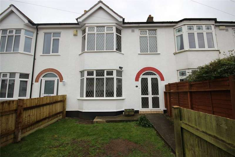 3 Bedrooms End Of Terrace House for sale in Tuffley Road, Westbury-on-Trym, Bristol, BS10