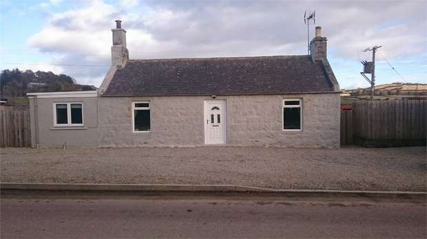 3 Bedrooms Detached Bungalow for sale in Knock, Huntly, Moray