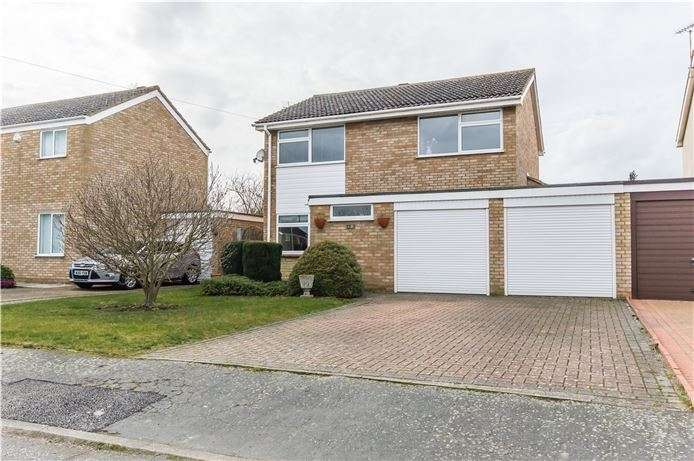 4 Bedrooms Link Detached House for sale in The Limes, Harston, Cambridge