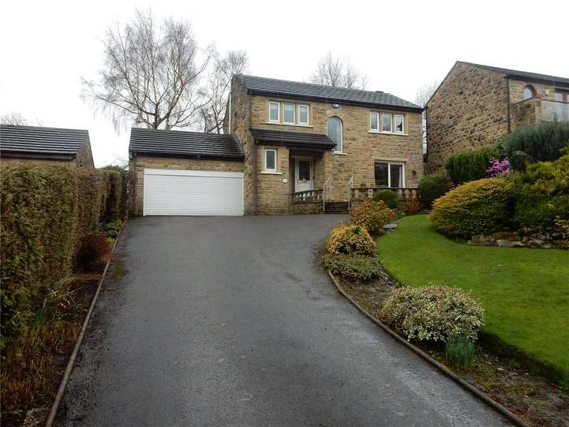 4 Bedrooms Detached House for sale in Bourne View Road, Netherton, Huddersfield, HD4
