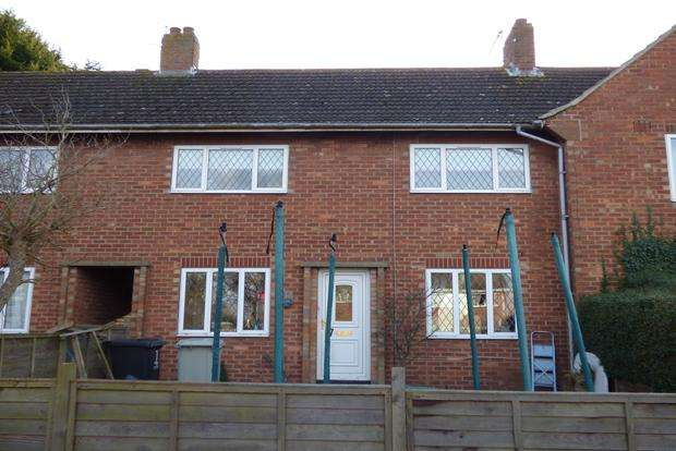 4 Bedrooms Terraced House for sale in Wallis Road, Louth, LN11