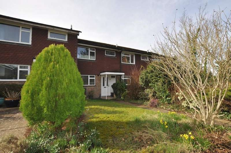 2 Bedrooms Terraced House for sale in Lower Edgeborough Road, Guildford