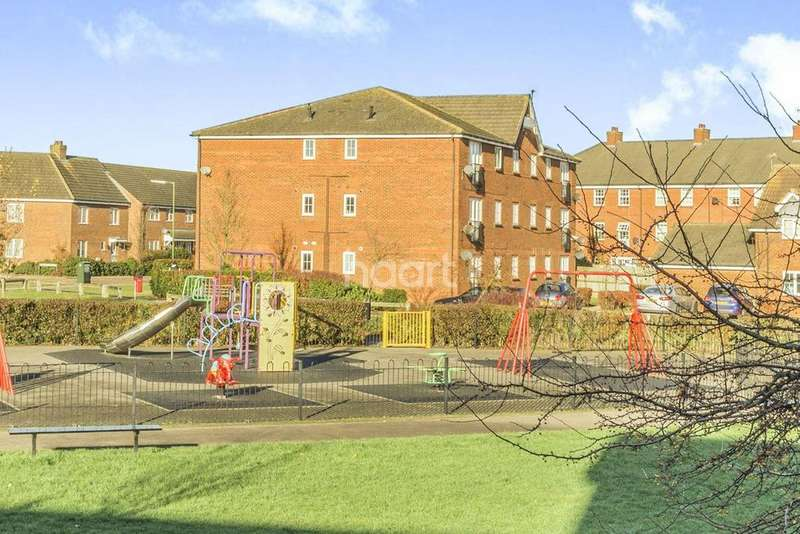 2 Bedrooms Flat for sale in Cunningham Avenue