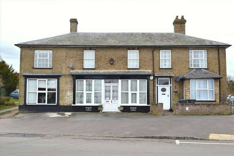 3 Bedrooms Maisonette Flat for sale in Park Lane, Blunham, Bedford, MK44