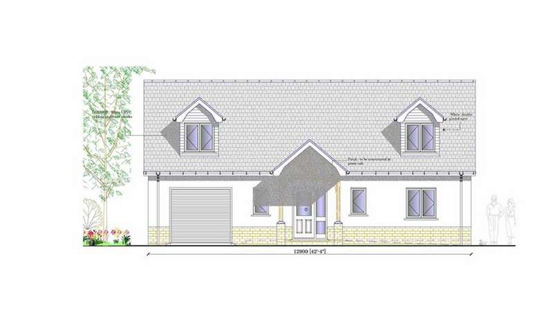 3 Bedrooms Property for sale in Clos Y Gwyddil, FERWIG