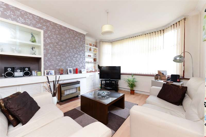 3 Bedrooms Semi Detached House for sale in Waddon Park Avenue, Croydon