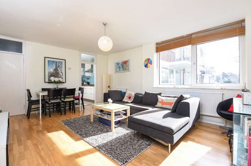 2 Bedrooms Flat for sale in Leylands, Viewfield Road, Wandsworth, SW18