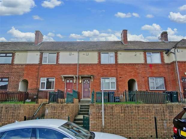 2 Bedrooms Terraced House for sale in Louis Avenue, Bradford, West Yorkshire