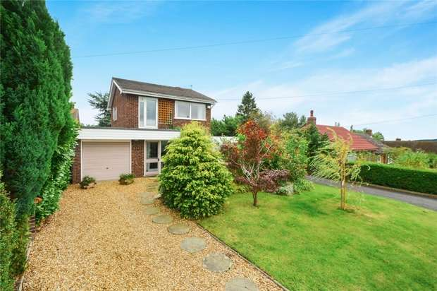 3 Bedrooms Detached House for sale in 1 Hinton Barn, Wrekin View, Madeley, Telford, Shropshire