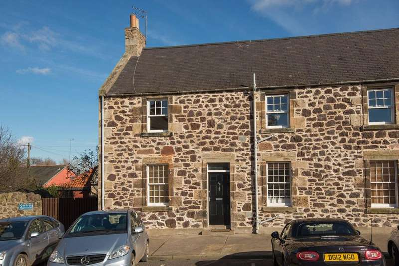 2 Bedrooms Flat for sale in 46 High Street, East Linton, EH40 3AB