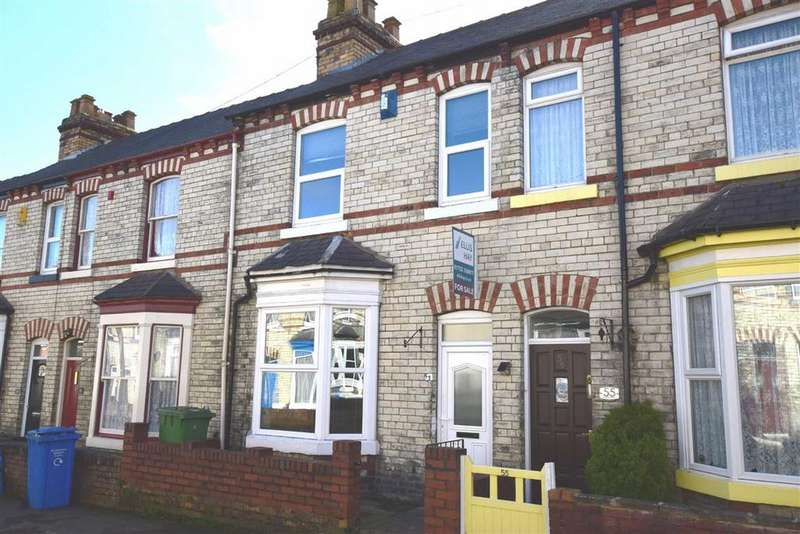 2 Bedrooms Terraced House for sale in Stepney Avenue, Scarborough, North Yorkshire