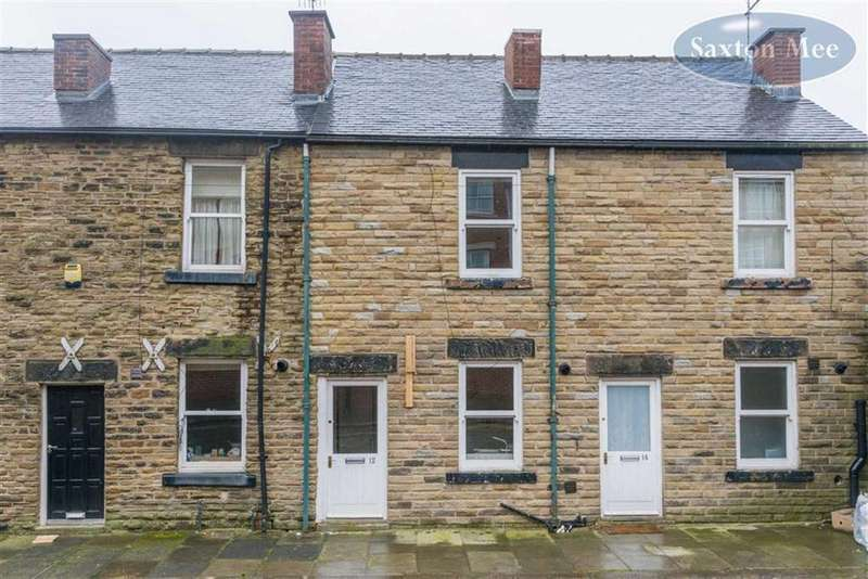4 Bedrooms Terraced House for sale in Chandos Street, Broomhill, Sheffield, S10