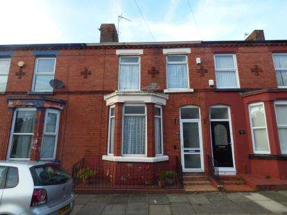 3 Bedrooms Terraced House for sale in Coventry Road, Wavertree, Liverpool, Merseyside, L15