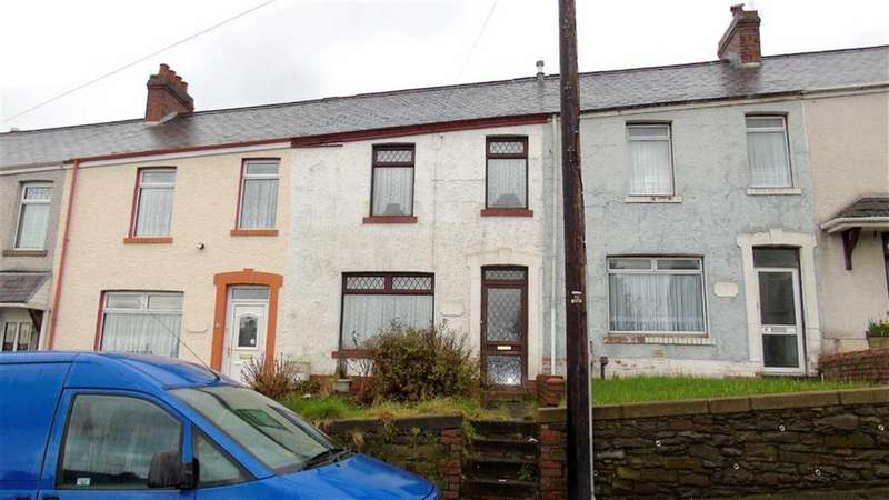 2 Bedrooms Terraced House for sale in Parc Y Duc Terrace, Swansea, SA6