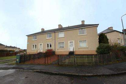 2 Bedrooms Flat for sale in Robertson Street, Airdrie, North Lanarkshire