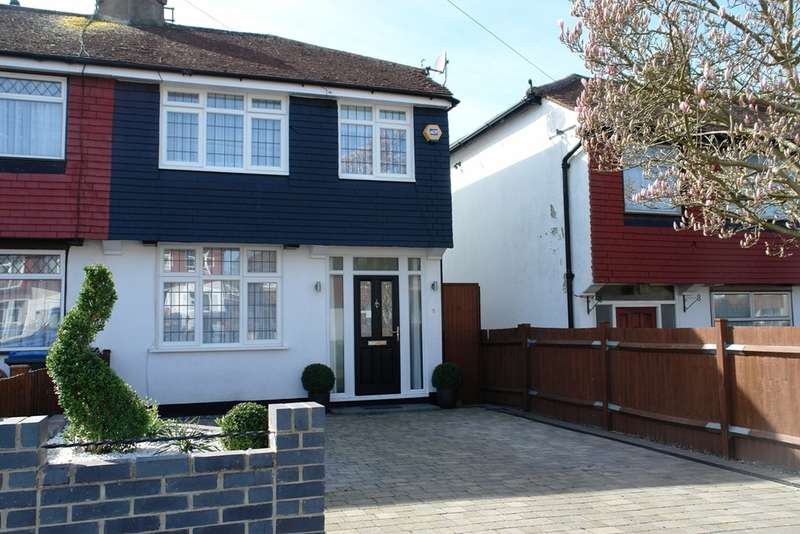 3 Bedrooms End Of Terrace House for sale in Hazelbank, Sunray Develeopment, Tolworth