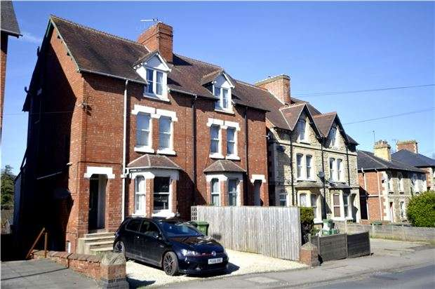 4 Bedrooms Semi Detached House for sale in Bath Road, Stroud, Gloucestershire, GL5 3LE