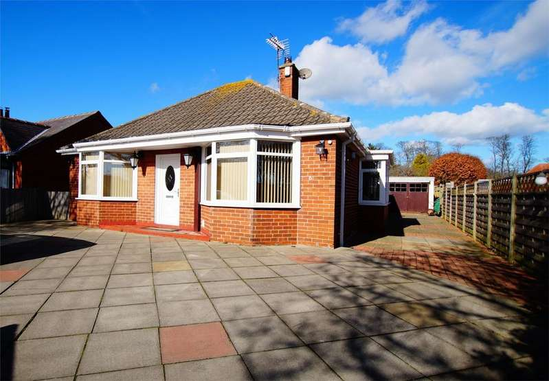 3 Bedrooms Detached Bungalow for sale in Cross Lane, Scarborough