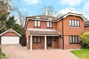 4 Bedrooms Detached House for sale in High Grove, Sundridge Park, Bromley, Kent, BR1 2WH