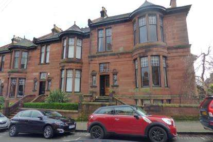 3 Bedrooms Flat for sale in Dowanside Road, Dowanhill