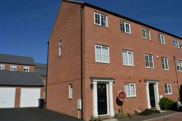 4 Bedrooms End Of Terrace House for sale in Wildacre Drive, Little Billing, Northampton NN3 9GB
