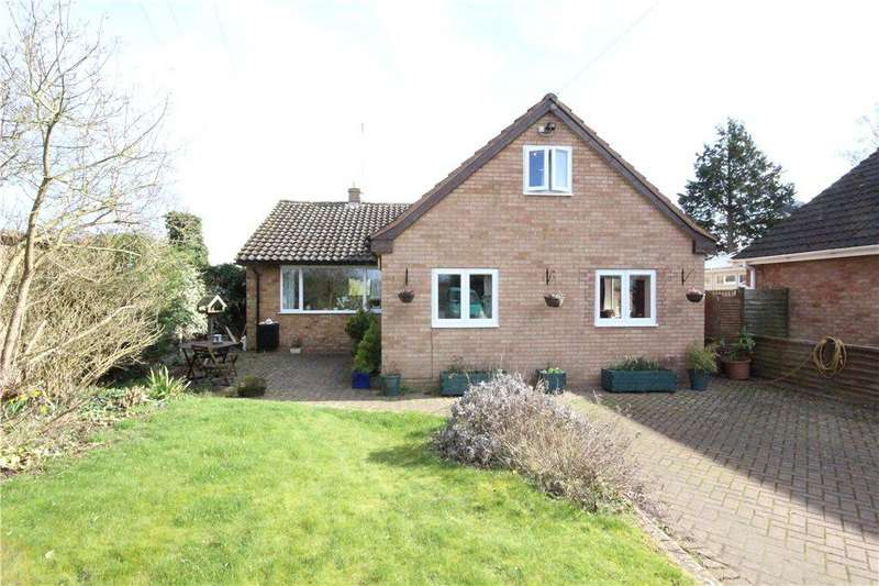 5 Bedrooms Detached Bungalow for sale in Church Lane, Lower Moor, Pershore, Worcestershire, WR10