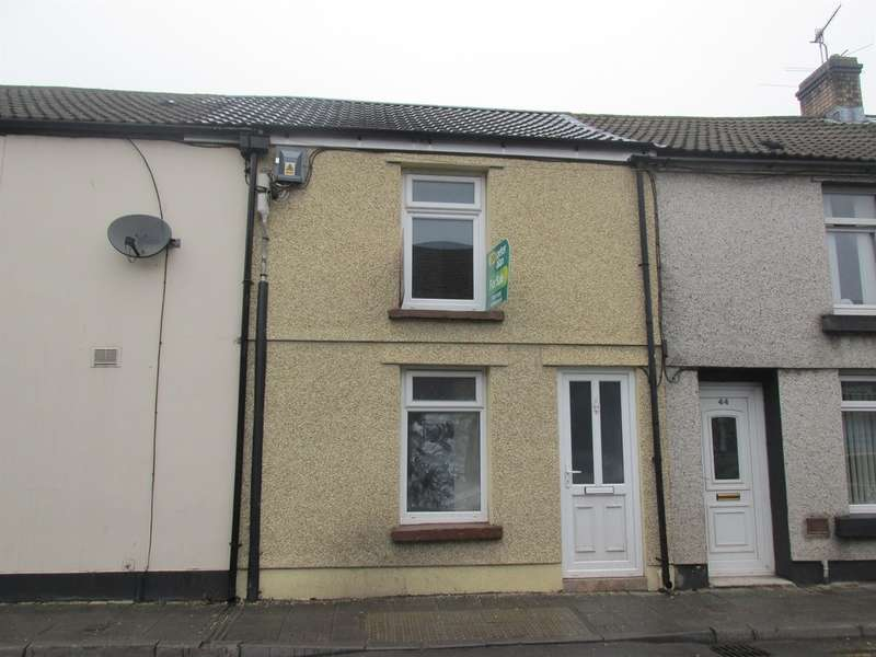 2 Bedrooms Terraced House for sale in Bridge Street, Troedyrhiw, MERTHYR TYDFIL