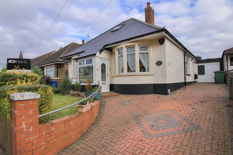 2 Bedrooms Detached Bungalow for sale in Heol Stradling, Whitchurch, Cardiff
