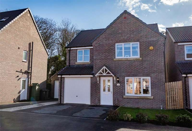 4 Bedrooms Detached House for sale in 43 Blackthorn Close, SELBY, North Yorkshire