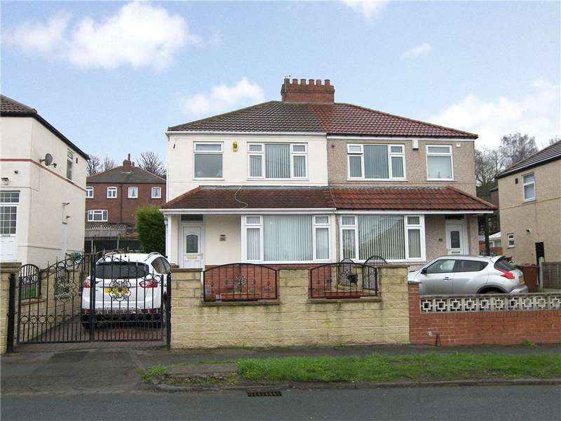 3 Bedrooms Semi Detached House for sale in Blue Hill Lane, Leeds, West Yorkshire