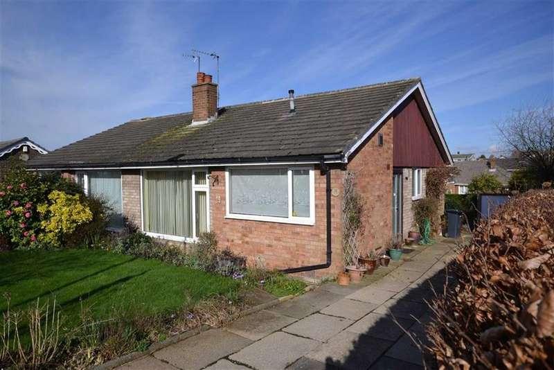2 Bedrooms Semi Detached Bungalow for sale in Highfield Drive, Garforth, Leeds, LS25