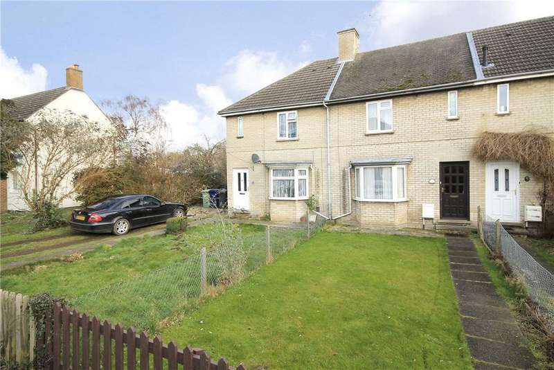 3 Bedrooms Terraced House for sale in Ashfield Road, Cambridge, CB4